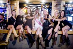 Cheers to Nashville!.......Wear your boots with BacheloretteNashville.com!