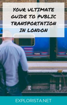 Figuring out public transport in a new location can be tough. That's why I've written a guide on how to use public transport in London. Enjoy!