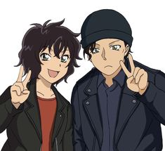 My Childhood Friend, Detektif Conan, Magic Kaito, Cartoon Characters, Detective, Animation, Manga, Comics, Anime