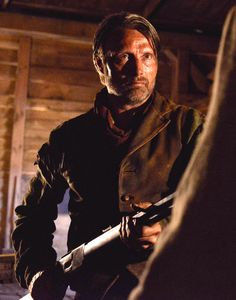 haanigram:  leave me, save yourself - mads mikkelsen in the salvation