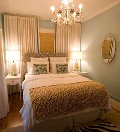 small master bedroom ideas beautiful very small bedroom decorating ideas small master bedroom decorating ideas series of cute small master bedroom ideas uk Very Small Bedroom, Small Bedroom Designs, Master Bedroom Design, Home Bedroom, Budget Bedroom, Pretty Bedroom, Bedroom Furniture, Modern Bedroom, Bedroom Apartment