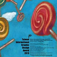 Taiwan International Graphic Design Award 2013