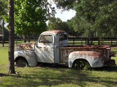 Mother's Old Truck 4