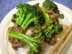 The Best Easy Beef and Broccoli Stir-Fry- We added sliced carrot and green onion. It was the best homemade beef with broccoli that I have ever had. Stir Fry Recipes, Beef Recipes, Cooking Recipes, Healthy Recipes, Copycat Recipes, Top Recipes, Recipies, Cooking Beef, Cooking Rice