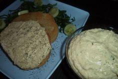 Salata din boabe de soia si leurda