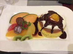 スペシャルホットケーキ©摂理ブログ