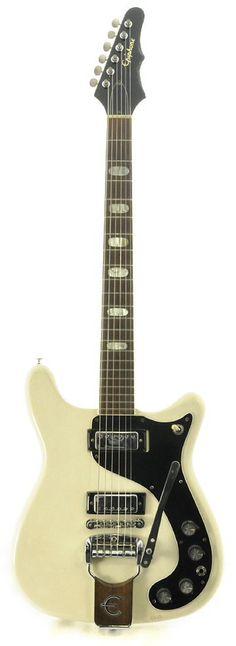 EPIPHONE Crestwood White 1967