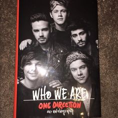 Who We Are One Directions autobiography Other
