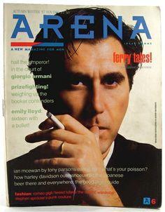 Neville Brody - Arena