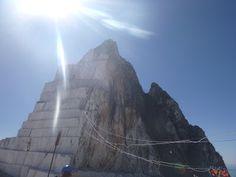 Raccontare un paese: l'oro delle Alpi Apuane ( 7 foto