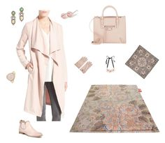 """""""Glam it up with the color of the Year!!"""" by denisemurraycalgary on Polyvore featuring Valentino, cupcakes and cashmere, Mollini, Bling Jewelry, Alexander McQueen, Slate & Willow, BaubleBar, Fatboy, Balenciaga and Karen Walker"""