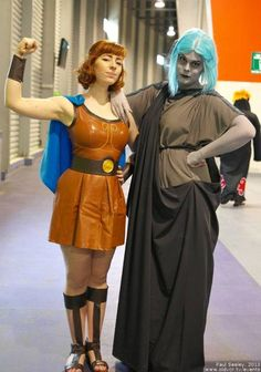 Disney-Hercules. View more EPIC cosplay at http://pinterest.com/SuburbanFandom/cosplay/...