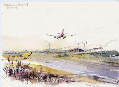 Sydney Airport | by tony belobrajdic