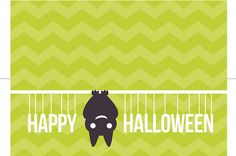 Halloween Treat Toppers | free download | Paper Crafts & Scrapbooking magazine