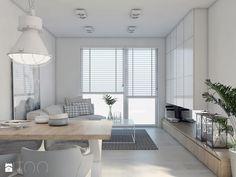 KRATA WIECZNIE MODNA - Salon, styl nowoczesny - zdjęcie od UTOO- pracownia architektury wnętrz i krajobrazu