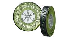 The very latest in airless tyres and wheels. An exciting proposal if it can be cost effective