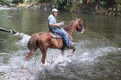 Costa Rica - Cowboys and Horseback Rides