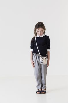 Girls outfit, by MarMar Copenhagen for Spring 2017. Adorable!