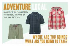Adventure Local: Woolrich's Collection for Getting Outdoors in Your Own Backyard - This is Range Get Outdoors, Backyard, Range, Magazine, Adventure, Collection, Patio, Cookers, Backyards