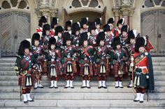 48th Highlanders of Canada Pipes and Drums