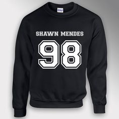 Couverture de Shawn Mendes Birthday Sweat-shirts par Vanshirtz