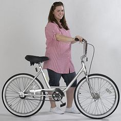 Worksman MG-R Unisex Comfort Bicycle - HEAVY DUTY, approx $450 with added on drum brake (front wheel)