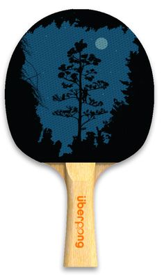'Take Me There' Uberpong paddle. Only $30 here:  https://www.uberpong.com/designer-paddles/take-me-there/ #pingpong #tabletennis