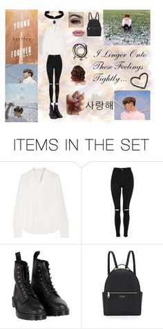 """""""Young Forever ~ Jhope Insfired Outfit."""" by jhopeslutyehet ❤ liked on Polyvore featuring art"""