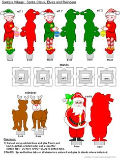 Christmas Paper Crafts, Christmas Activities, Christmas Printables, Christmas Projects, Christmas Crafts, Diy Doll School Supplies, Office Christmas Decorations, Winter Decorations, 3d Quilling