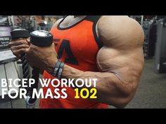 Adding a few inches to your arms is a common goal, but kind of hard to do. Here's the best bicep workouts for mass anyone can do.