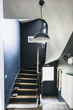 Bois Colombes C, Paris, 2015 - Camille Hermand #staircases