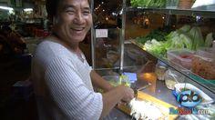 Món ăn đường phố: Bò bía tươi Ông Giáp ở khu phố Tây Đề Thám
