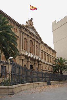 Palacio de la antigua Capitanía General de Aragón - Wikipedia, la enciclopedia…
