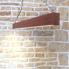 How to combine Wood and Modern Beam... Pendant Lighting