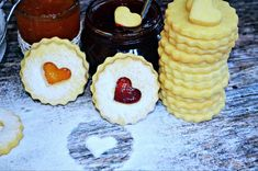 Cookie Desserts, No Bake Desserts, Baking Desserts, Hungarian Recipes, Sweet Life, Cheesecakes, Cake Cookies, Cake Recipes, Biscuits