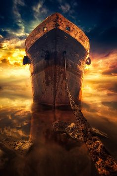 The Last Ship From North - Click here to visit my facebook page : https://www.facebook.com/PhotographyByMeerSadi