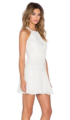 Shop for Parker Sequin Sabella Dress in White at REVOLVE. Free 2-3 day shipping and returns, 30 day price match guarantee.