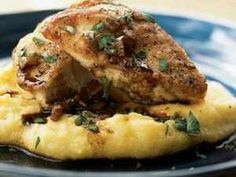 This family-friendly chicken breast recipe is sure to please. Serve with polenta or orzo to absorb the balsamic-honey sauce.