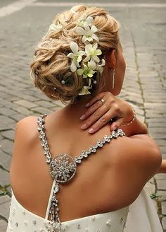 Great Wedding hairstyle Ideas