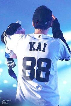 Exo'rDIUM in seoul #1 #Kai