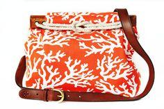KJP Coral Laurel Handbag