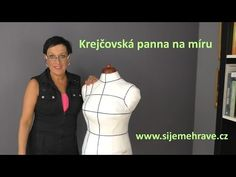 Jak vytvořit střih na pouzdrové šaty - YouTube