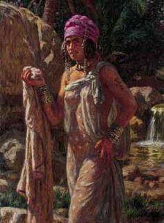 Djillali Mehri collection page eau source de vie