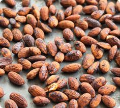 Tamari-Roasted Almonds