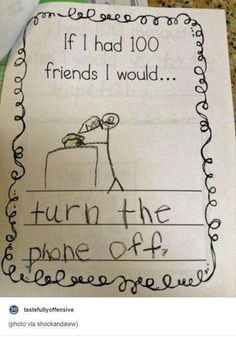 This kid is totally an introvert, and I love it!