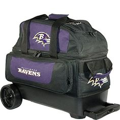 Baltimore Ravens Bowling Ball