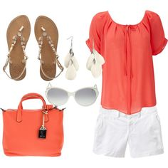 Summer days, created by nickirock on Polyvore