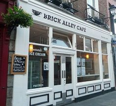 Best coffee shops in Dublin Brick Alley Cafe, Temple Bar