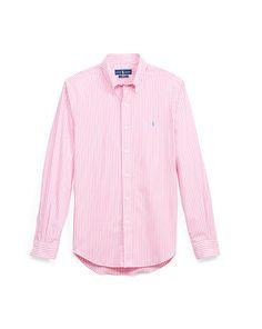 4692381c789 Polo Ralph Lauren - Slim Fit Cotton Poplin Shirt