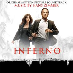 """Original Motion Picture Soundtrack """"Inferno"""" On Sony Music AustraliaWithGuitars"""
